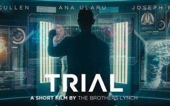 TRIAL : concept de film de sci-fi sur le transfert de l'esprit