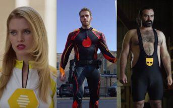 L'app Tinder parodiée dans un faux trailer de film de super-héro