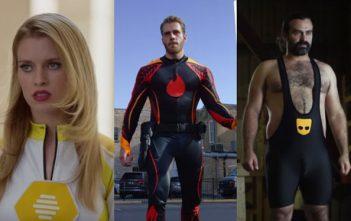 Tinder: The Superhero Movie
