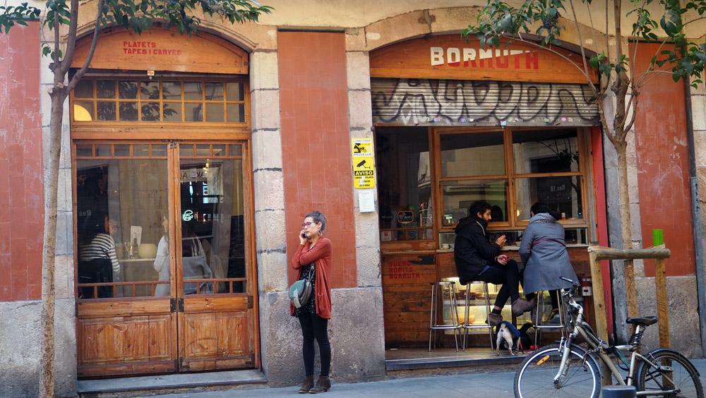 barcelona bormuth