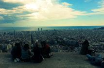 barcelona carmel bunkers