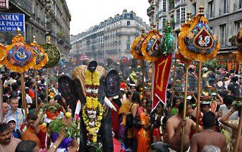 5 façons de voyager sans quitter Paris