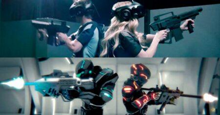 the void : le 1er parc d'attraction en réalite virtuelle
