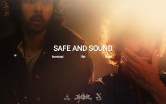 Safe And Sound : le nouveau titre de Jus†ice à télécharger gratuitement