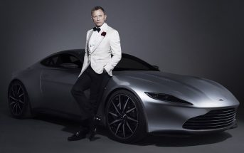 Top cascades de James Bond : quelle assurance auto pour 007 ?