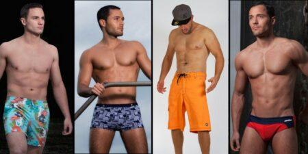 Quel maillot de bain pour un homme en 2016 ?