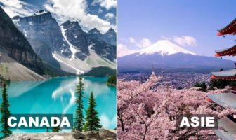 voyage canada asie