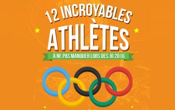 12 incroyables athlètes à ne pas rater lors des JO 2016 à Rio