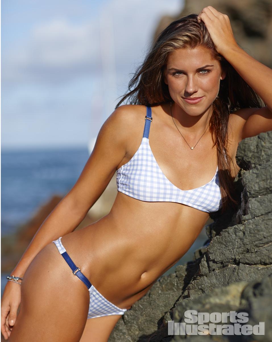 Alex Morgan Guana Island Sports Illustrated Swimsuit 2014
