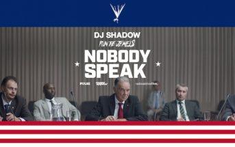 Nobody Speak : une AG de l'ONU dégénère dans ce clip de DJ Shadow