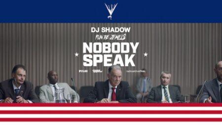 Clip : DJ Shadow feat. Run The Jewels - Nobody Speak