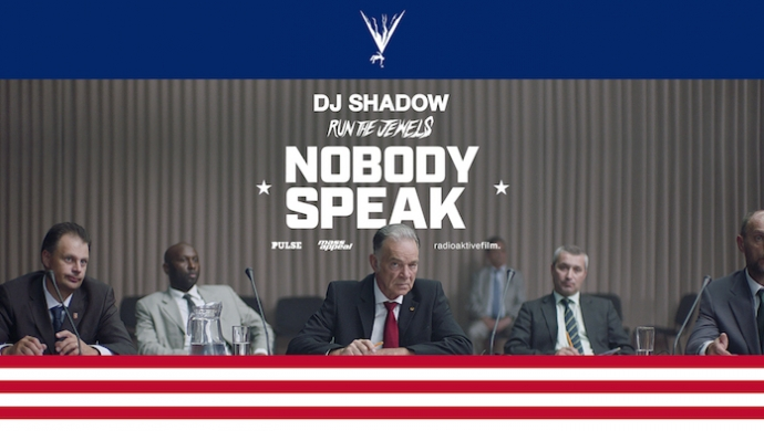 Clip : DJ Shadow feat. Run The Jewels - Nobody Speak