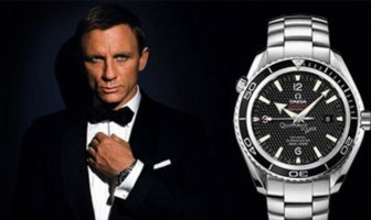 La montre Seamaster d'Omega de James Bond