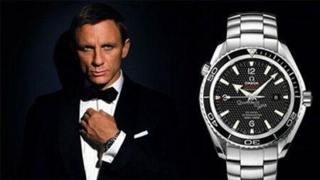 La montre Seamaster d'Omega de James Bond