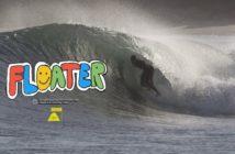 Floater : ils font du surf sans planche !