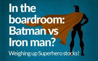 Quelles sont les entreprises les plus puissantes des super-héros ?