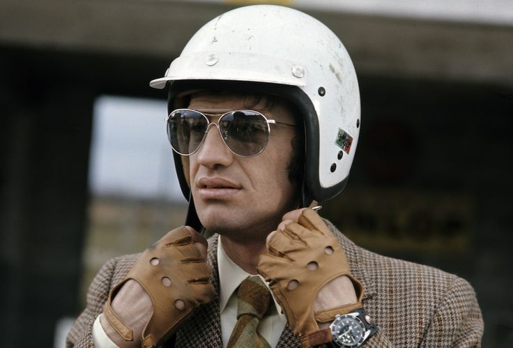 La montre rolex submariner de Jean-Paul Belmondo