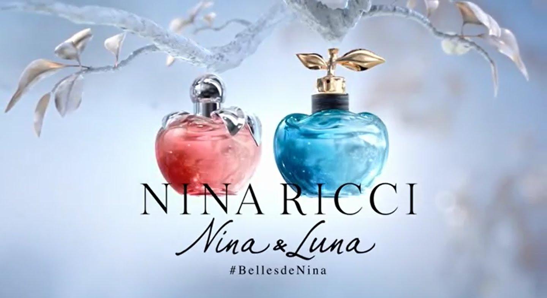 Nina & Luna : les flacons des parfums Nina Ricci