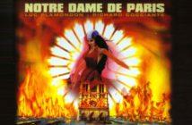 """La comédie musicale """"Notre Dame de Paris"""" de retour en 2016"""