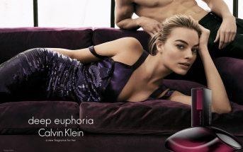 Deep Euphoria : la pub 2016 du parfum Calvin Klein avec Margot Robbie