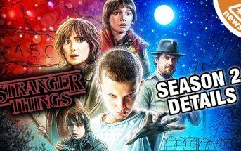 Tout savoir sur Stranger Things saison 2 sur Netflix en 2017
