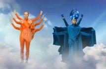 Empire Of The Sun - High And Low : un clip psychédélique et WTF