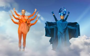 High & Low : le clip psychédélique et WTF de Empire of the Sun