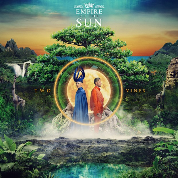 Empire Of The Sun - Two Vines : album cover