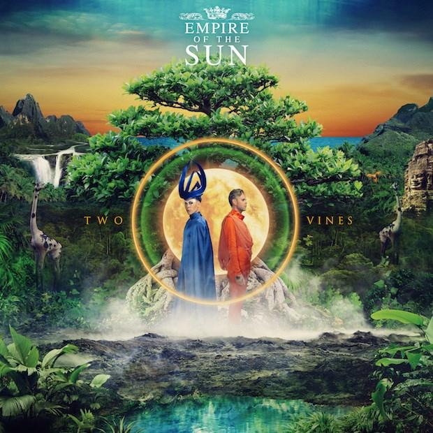 Empire Of The Sun - Two Vines : album cover