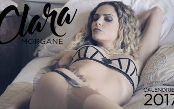 Clara Morgane : le calendrier sexy 2017