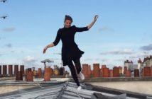 Claudie Pierlot x MyLittle Box : leçon de voltige sur les toits de Paris