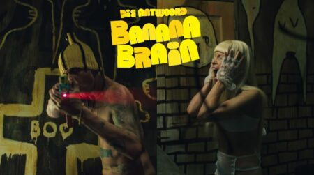 clip die antwoord banana brain
