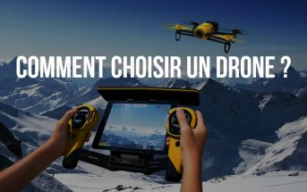 Comment bien choisir son drone de loisir ?