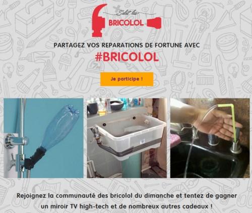 concours bricolol de Dépann&Moi (by HomeServe)