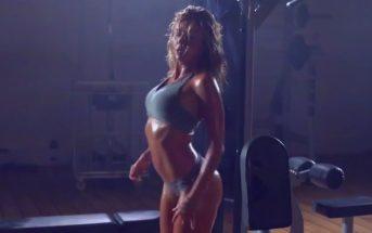 La danse sexy d'Enora Malagré qui parodie le clip 'Fade' de Kanye West