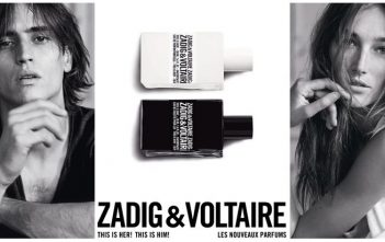 parfums thisis her! this is him! - zadig & voltaire