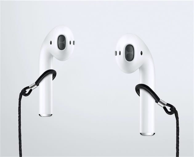 airpods la fausse pub qui parodie les couteurs sans fil d 39 apple. Black Bedroom Furniture Sets. Home Design Ideas