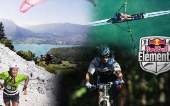 Red Bull Elements : le relais extrême qui réuni 4 disciplines outdoor