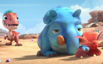 Apocalyptos : court-métrage d'animation sur la disparition des dinosaures
