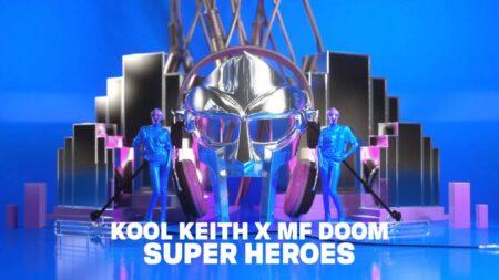 KOOL KEITH - SUPER HERO (feat. MF DOOM)