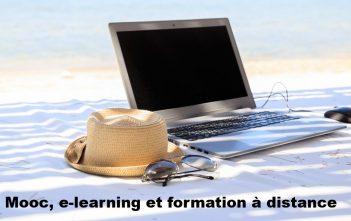 Mooc, e-learning et formation à distance