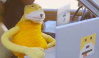 Mr Oizo - All Wet (Official Video - Flat eric)