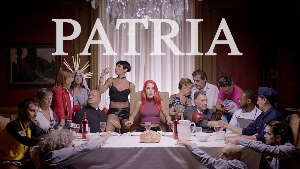 PATRIA - Salon Erótico de Barcelona Apricots 2016