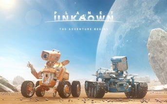 Planet Unknown : ce magnifique court-métrage d'animation nous rappelle Wall-E