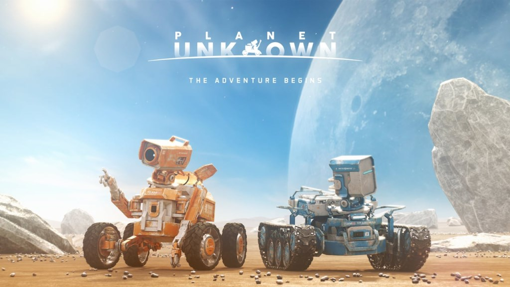 Planet Unknown de Shawn Wang