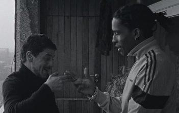 Saïd Taghmaoui et A$AP Rocky dasn Money Man