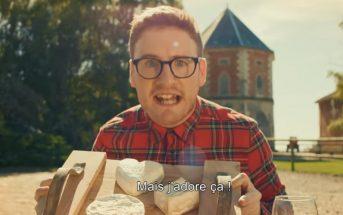 L'humoriste anglais Paul Taylor se moque du fromage français