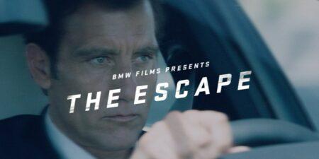 bwm films : the escape avec clive owen
