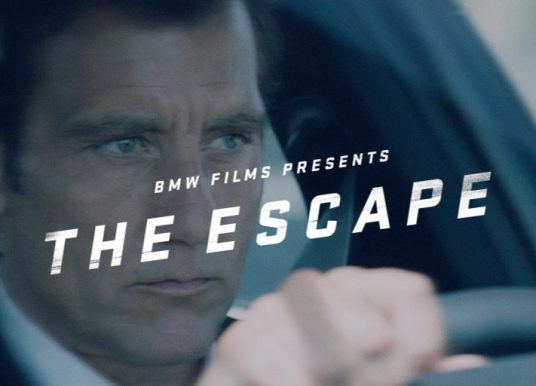 The Escape : court-métrage d'action BMW Films sur le clonage