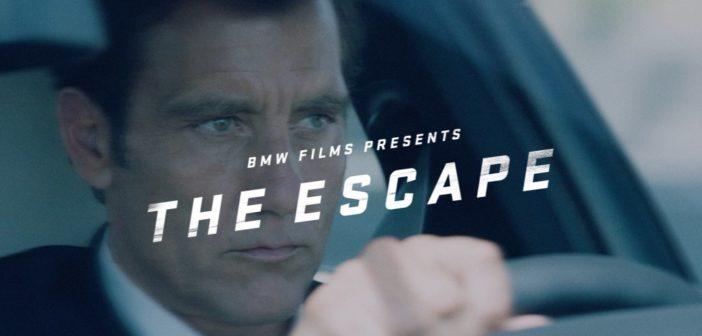 The Escape : court-métrage d'action BMW Films sur le clonage